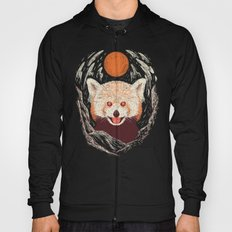 Red Panda on a Sunny Day Hoody