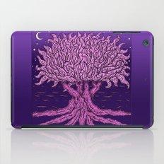 ombo pink tree of life iPad Case