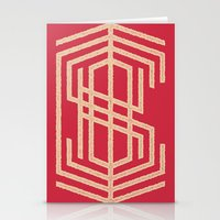 Cisko Mixed Letter Stationery Cards