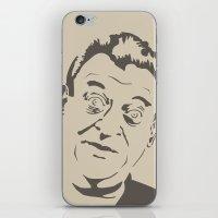 Rodney Dangerfield iPhone & iPod Skin