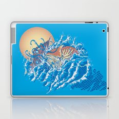 The Lost Adventures of Captain Nemo Laptop & iPad Skin