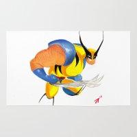 The Wolverine Rug