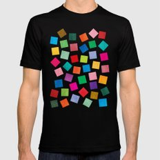 Serendipity SMALL Black Mens Fitted Tee