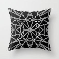 Ab Star Throw Pillow