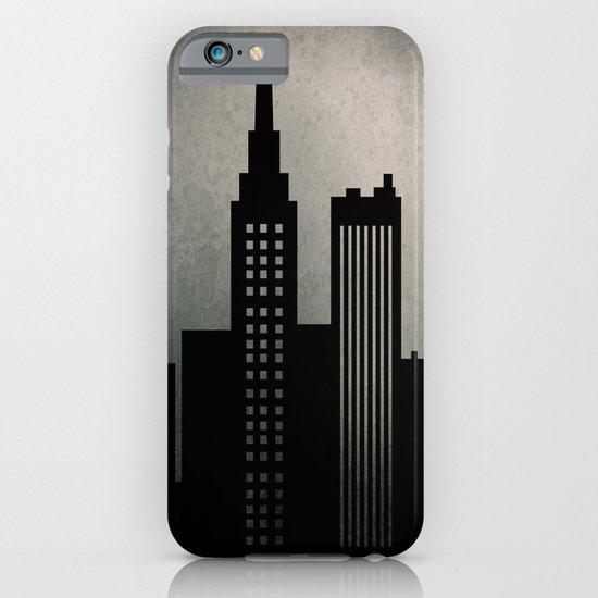 City Skyline  iPhone & iPod Case
