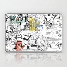 Sketches Laptop & iPad Skin