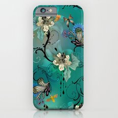 The Butterflies & The Bees  iPhone 6s Slim Case