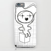 iPhone & iPod Case featuring The Bear Is Waiting For You by Maedchenwahn