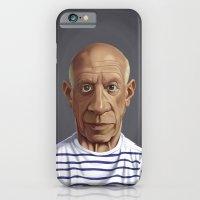 Celebrity Sunday ~ Pablo Picasso iPhone 6 Slim Case