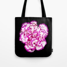 8BIT flower Tote Bag