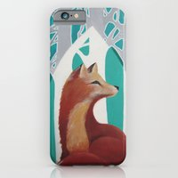 Fox Cathedral iPhone 6 Slim Case