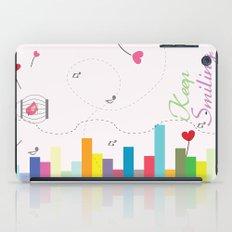 Smile! iPad Case