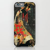 iPhone & iPod Case featuring Dance. Illustration series. by Rita Acapulco