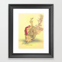 Perfume, The Story Of A … Framed Art Print