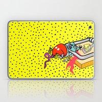 THE TRAP. Laptop & iPad Skin