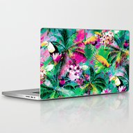 Exotic Vegetation Laptop & iPad Skin