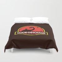 Good Dinosaur Duvet Cover