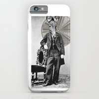 iPhone & iPod Case featuring Zebra Face by Cryptohelix