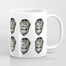 Detective Monkey Head Mug