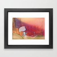 Splendors Framed Art Print