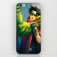 William  iPhone & iPod Skin