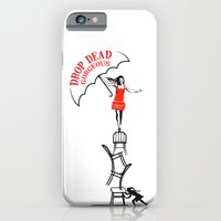 drop dead gorgeous - fall iPhone 6 Slim Case