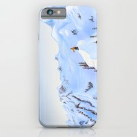 Winter Flight - Drawing 2 iPhone 6 Slim Case