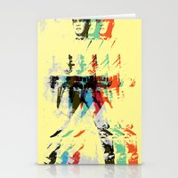 FPJ Mello Yellow Stationery Cards
