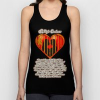 LOVE MY PERFECT PRISON  - 020 Unisex Tank Top