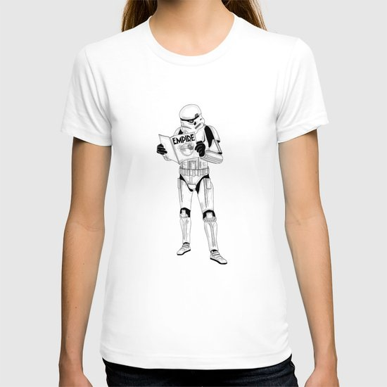 Stormtrooper Empire  T-shirt