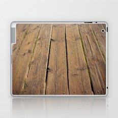 the wood Laptop & iPad Skin
