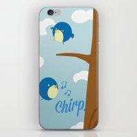 Chirp. iPhone & iPod Skin