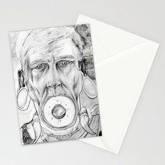 caucasian Stationery Cards