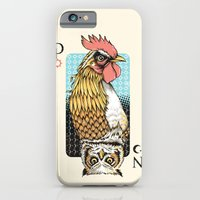 iPhone & iPod Case featuring D & N by Alan Maia
