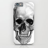 iPhone & iPod Case featuring Skull  by Kr_design