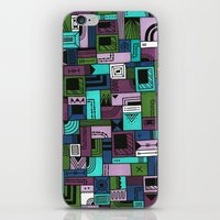I'll Make Punch iPhone & iPod Skin