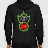 YOUR ART HERE Hoody