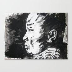 Monje/Monk Canvas Print