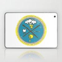 National Lemonade Makers Society Crest Laptop & iPad Skin