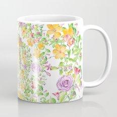 Floral Hypnosis Mug