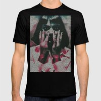 Mia Mens Fitted Tee Black SMALL