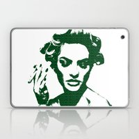 Smoke: Candice Swanepoel Laptop & iPad Skin