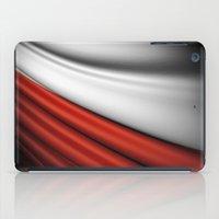 Flag Of Poland iPad Case