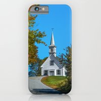 Chapel on the hill iPhone 6 Slim Case