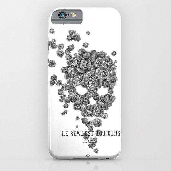 Le beau est toujours rare iPhone & iPod Case