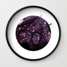 water drop XXIV Wall Clock