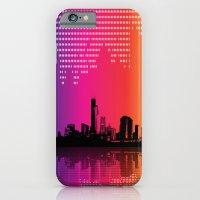 iPhone & iPod Case featuring Urban Rhythm by Texnotropio