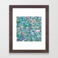 Mermaidia Framed Art Print