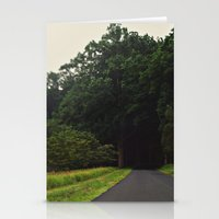 The Forest - Scene Three Stationery Cards