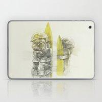 WL / III Laptop & iPad Skin